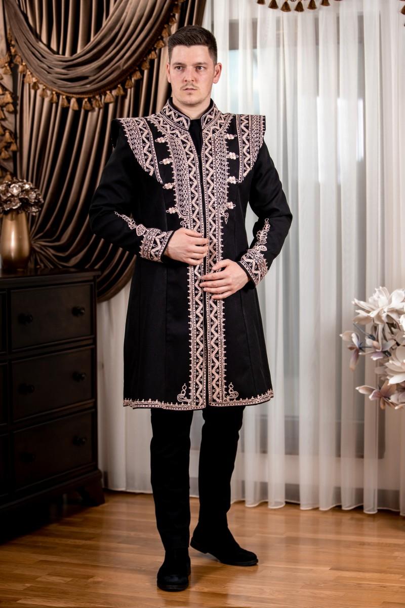 Redingota traditionala barbati Bogdan