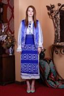 Costum popular autentic Banat