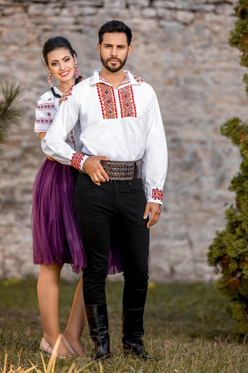 Ie Traditionala Romaneasca Picataua zona Gorj