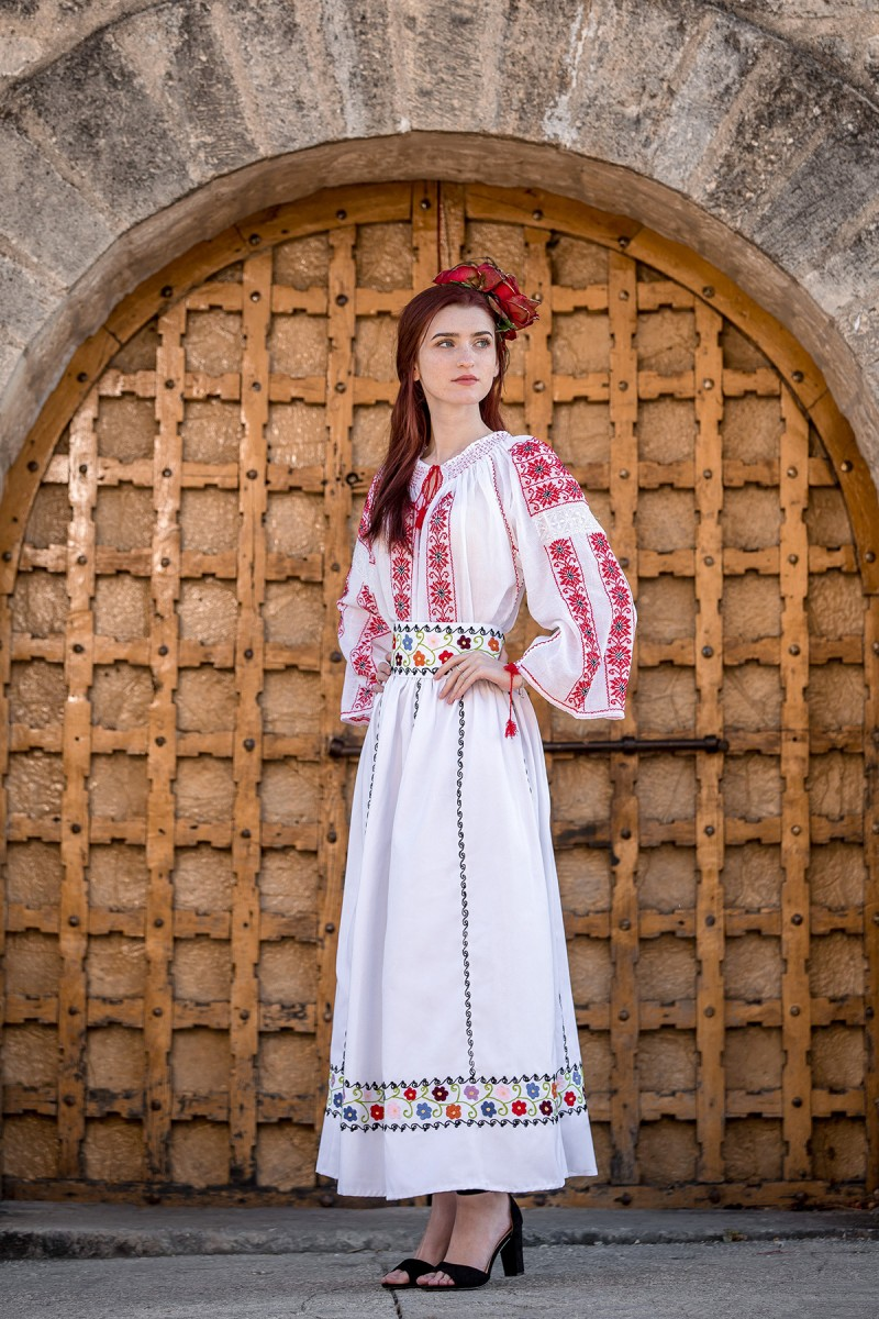Fusta traditionala Florentina zona Oltenia