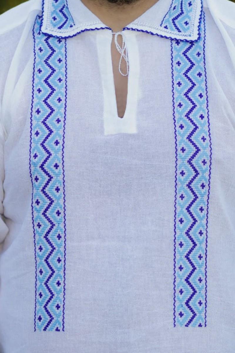Camasa barbateasca traditionala Cosmin