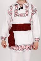 Costum popular barbatesc Moldova