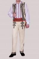 Costum popular autentic Gorj