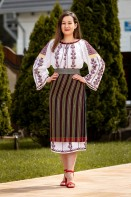 Costum popular autentic Sofia zona Moldovei