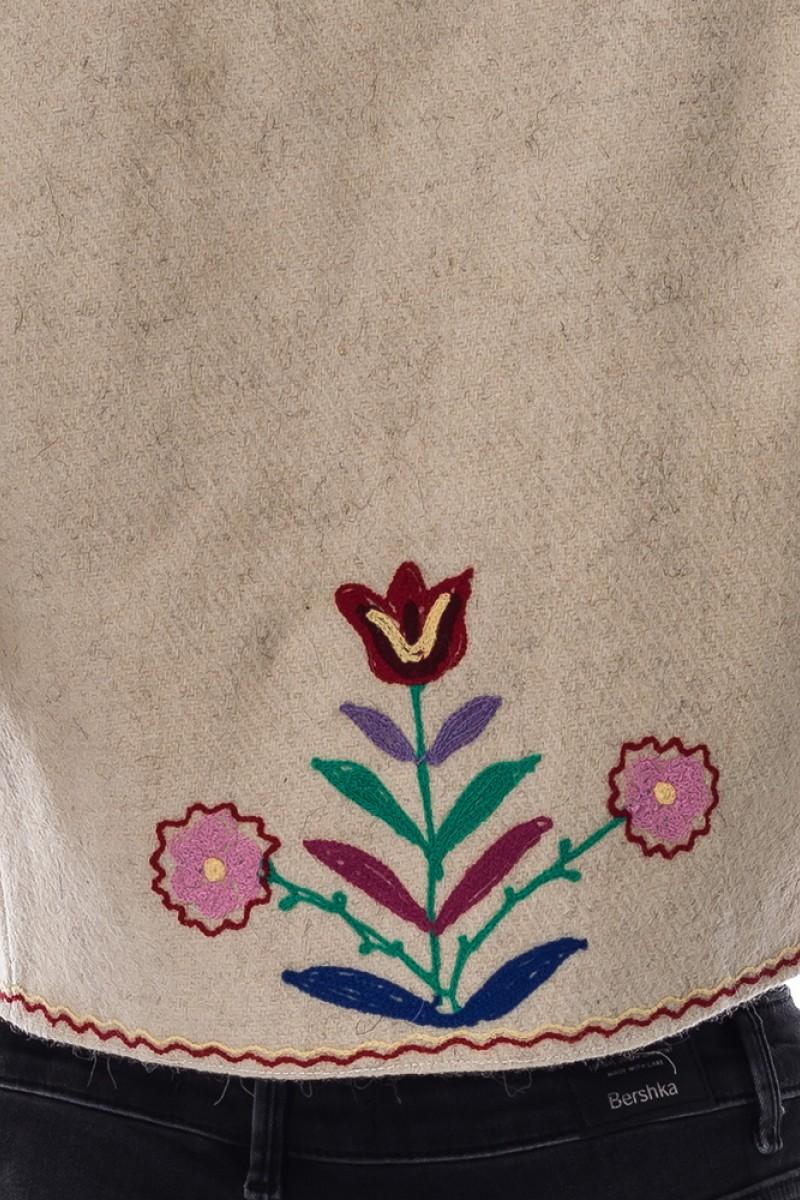 Bundita traditionala model Floral