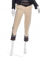 Pantaloni Schileresc dama broderie manuala